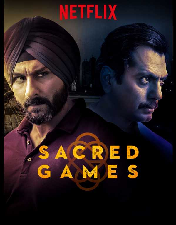 3) Sacred Games Season 2