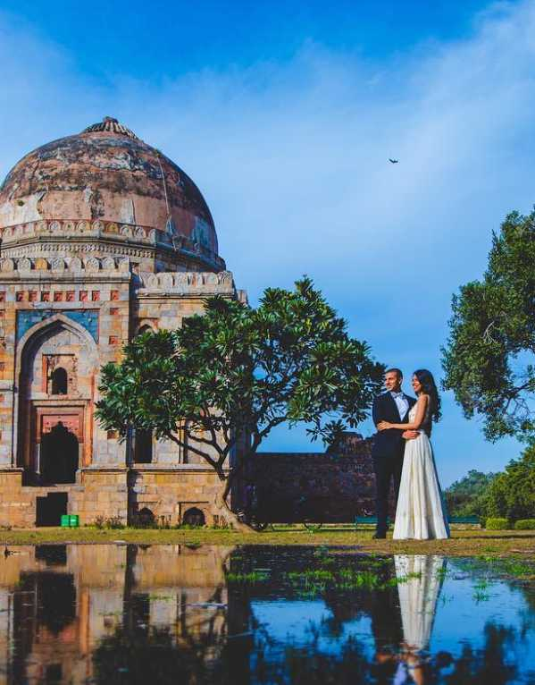 6 locations in Delhi perfect for your pre-wedding shoot!
