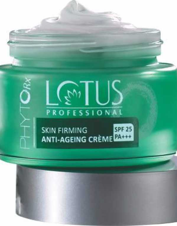 3) Lotus PHYTO-Rx Skin Firming Anti aging Creme.