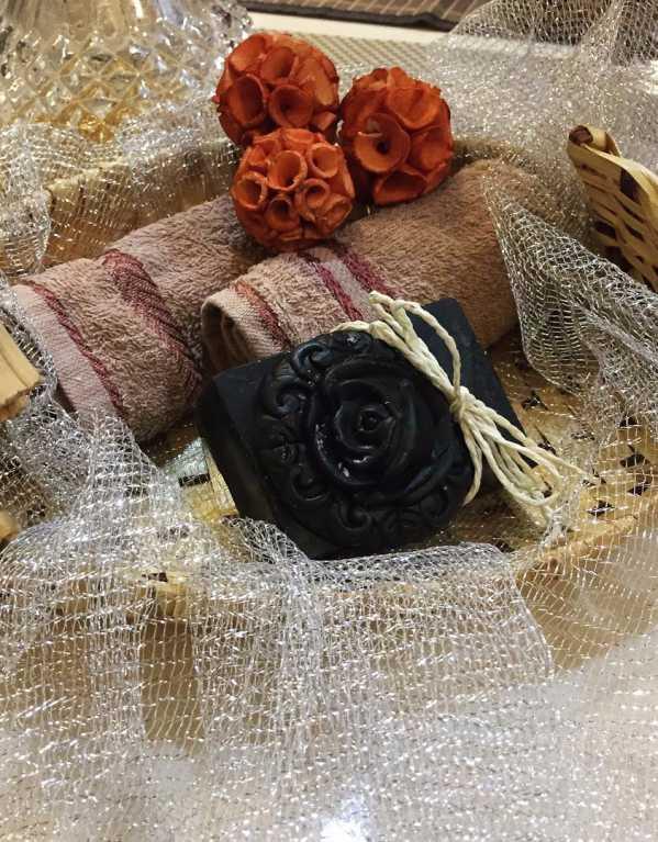 7) Handmade Soap Bars