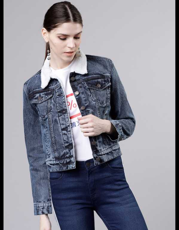 4) Denim Jacket