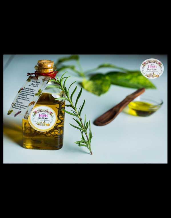 Hair Growth Oil-Rosemary & Olive