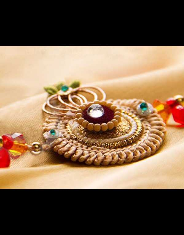Ethnic Looks to sport this Rakhi!