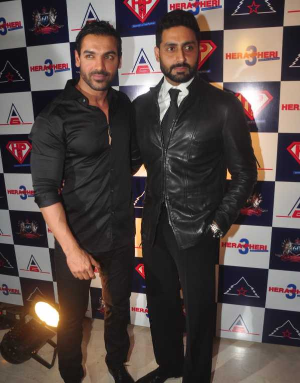 Abhishek Bachchan & John Abraham