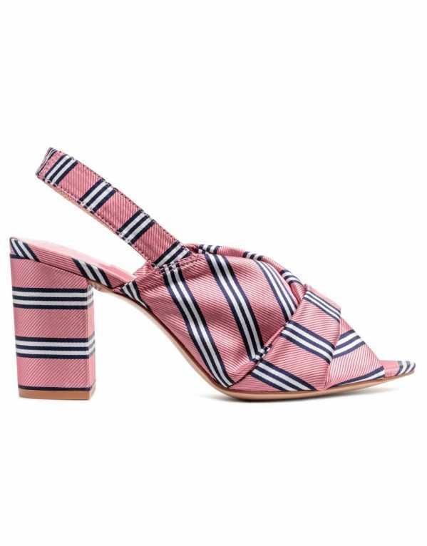 Satin Slingback Shoes, H&M, Rs. 2299
