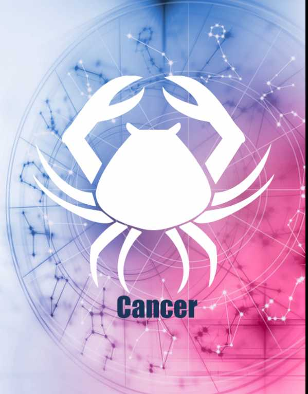 4) Cancer: Be gentle with self!