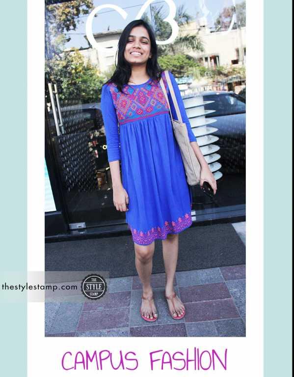 1. Dress to impress!