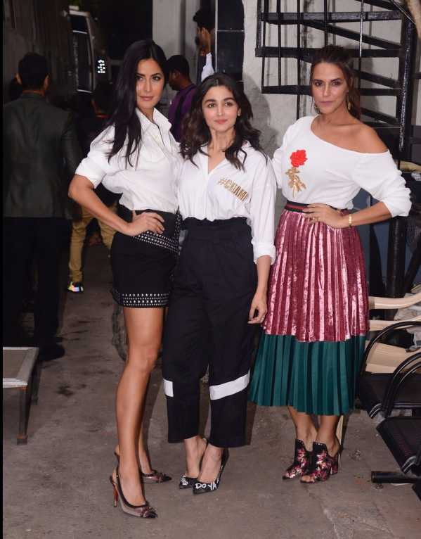 The Best Dressed Celebrities in Bollywood's Daily Fashion Diary