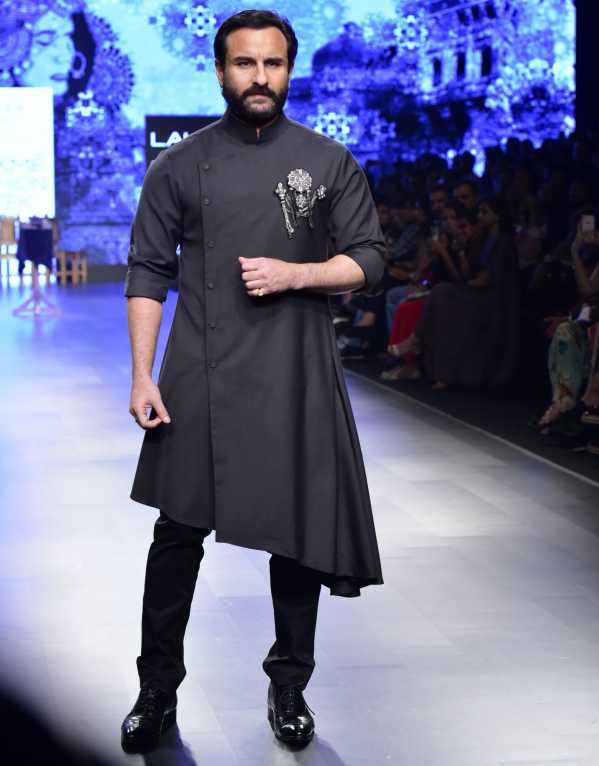 Saif Ali Khan for Shantanu & Nikhil