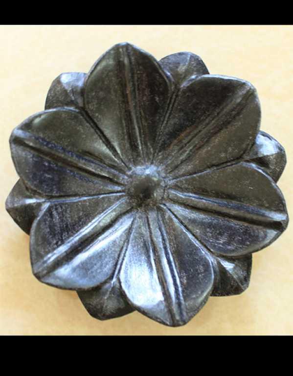 The Gul Plate Black