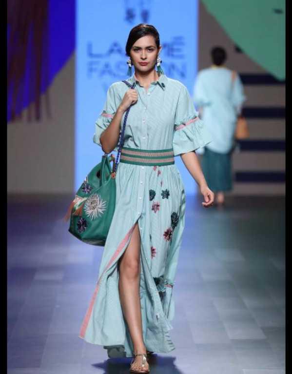Rara Avis at Lakme Fashion Week SR'17