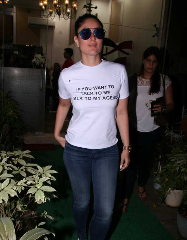 slogan tees, poo, kareena kapoor, t-shirt, printed t-shirt, sogan t-shirt, text tees
