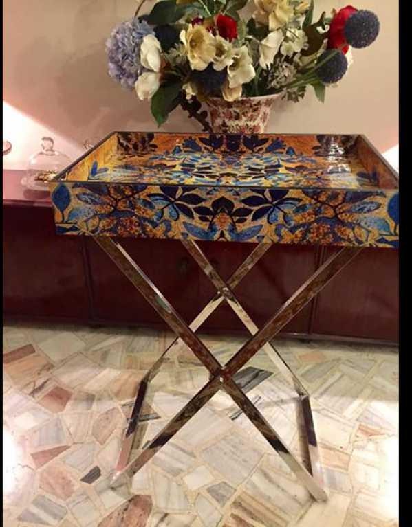 Butler Trays by Amrita Seth