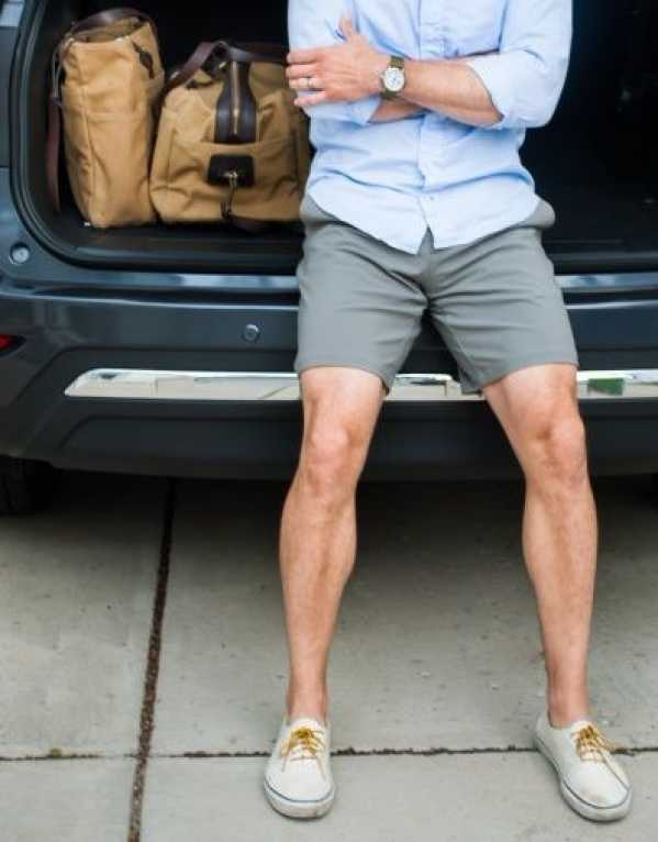 10 Shorts for Men to Beat the Heat in Style