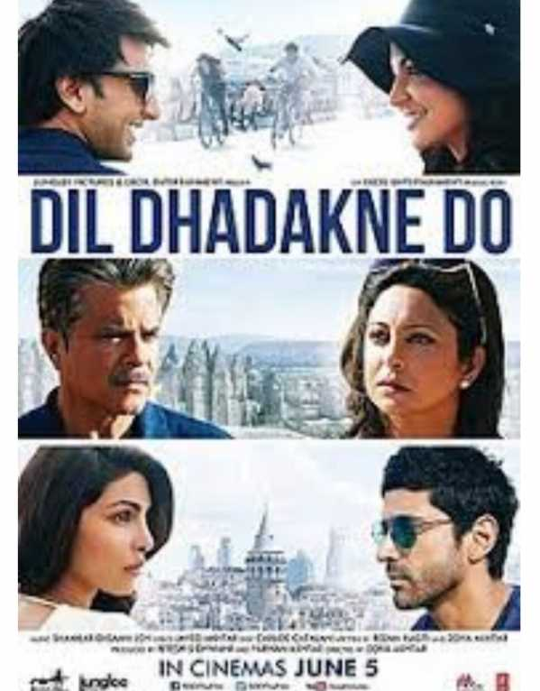 2. Dil Dhadakne Do