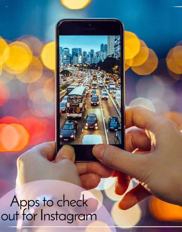 Apps to check out for Instagram!