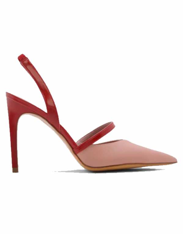 Pointed Slingback Heels, Charles & Keith, Rs. 6299