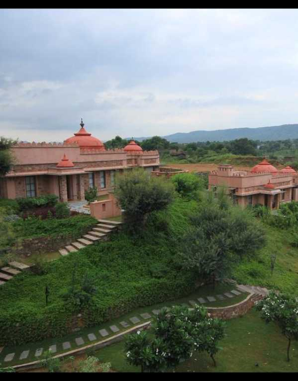 Tree of Life Spa and Resort, Rajasthan