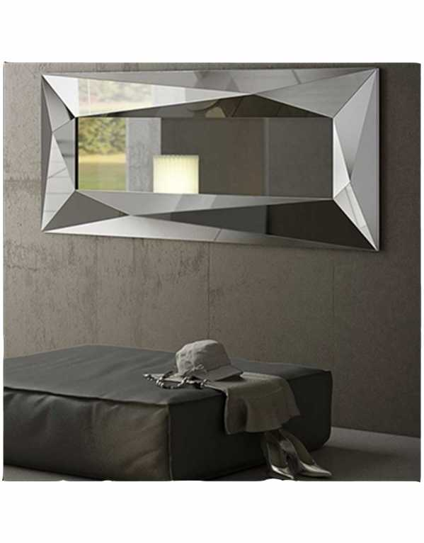 Diamond Decorative Mirror, Mirrorwalla, Rs.35,000