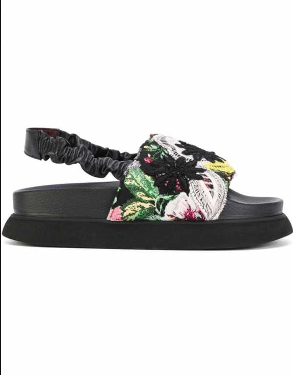 Slingback Sandals, Antonia Marras, Rs. 9185