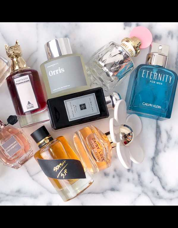 Fragrances to Gift to your loved ones for Valentine