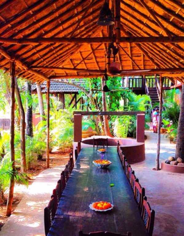Ashiyana Yoga Retreat, Goa