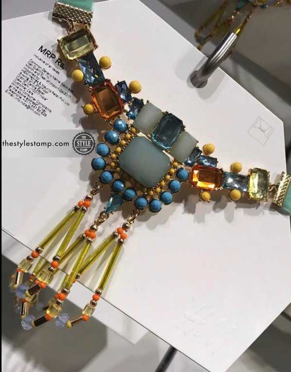 H&M Necklace, INR 1299