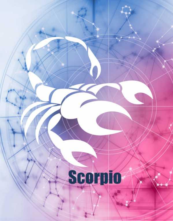 10. Scorpio