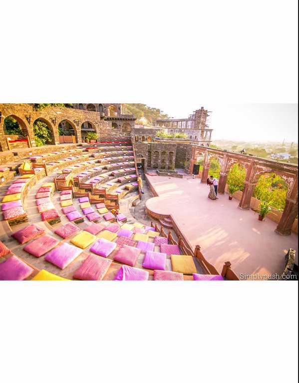 Mini-Moon – Weekend Getaway Resorts from Delhi!