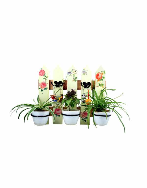 Fence Hanging Planter, Pepperfry, Rs.3,999