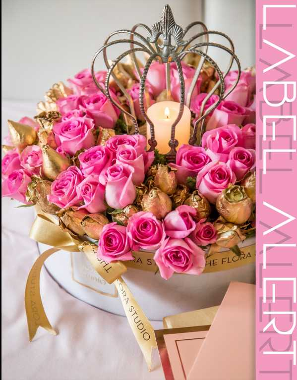 #TSSV-DaySpecial: Five Fabulous Floral Boxes from The Flora Studio That Will Wow Your Valentine