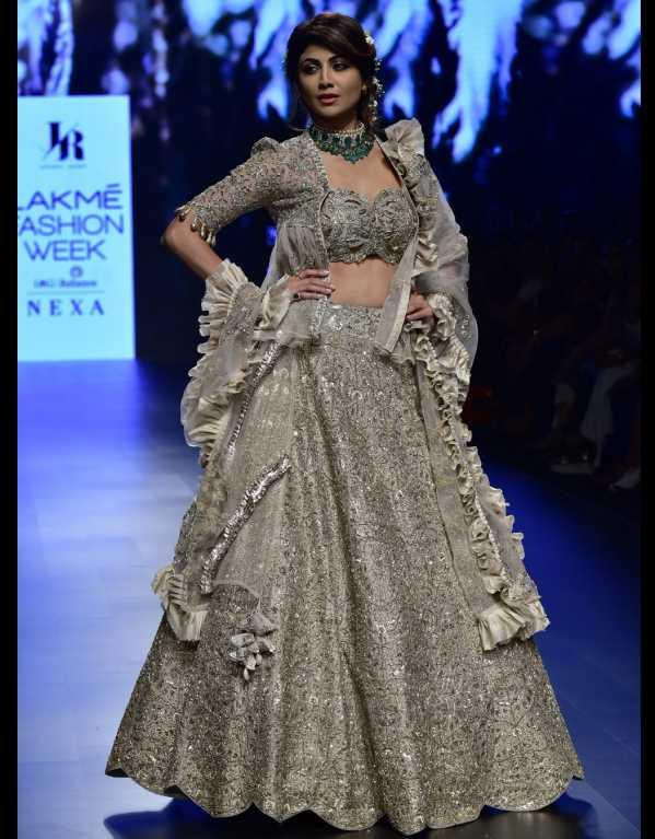 Shilpa Shetty for Jayanti Reddy