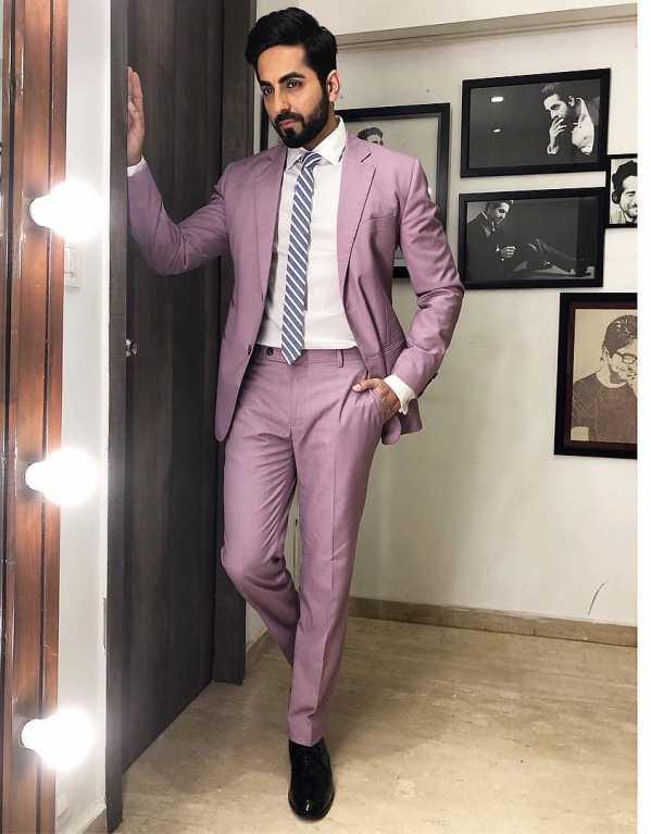 1. A linen suit