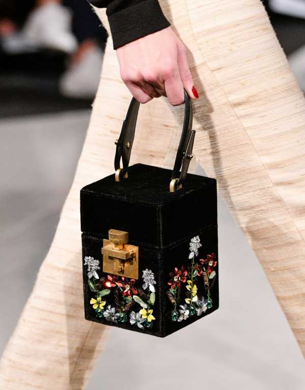 Oscar de la Renta at New York Fashion Week