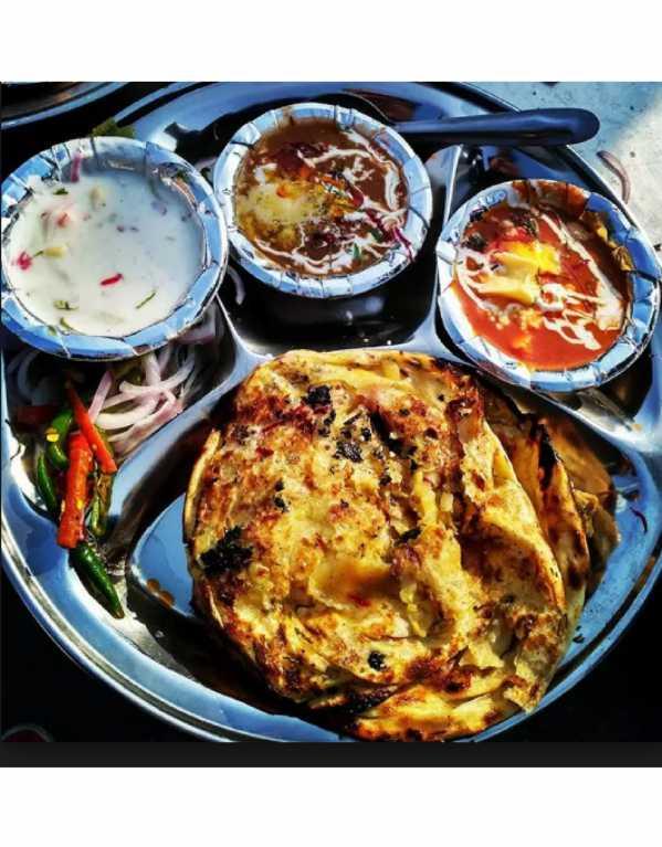 Sanjay Chur Chur Naan