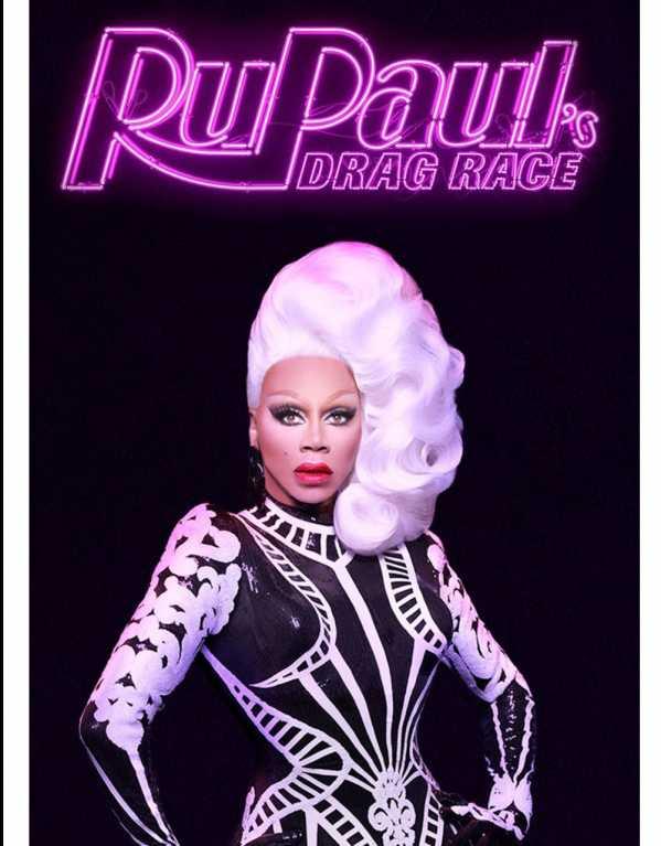 3. RuPaul's drag race