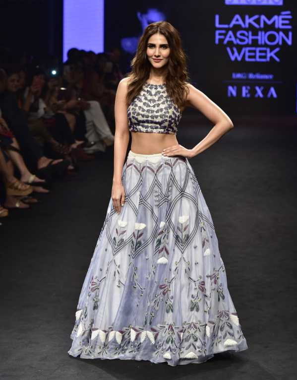 Vaani Kapoor for Agamo by Neha Agarwal
