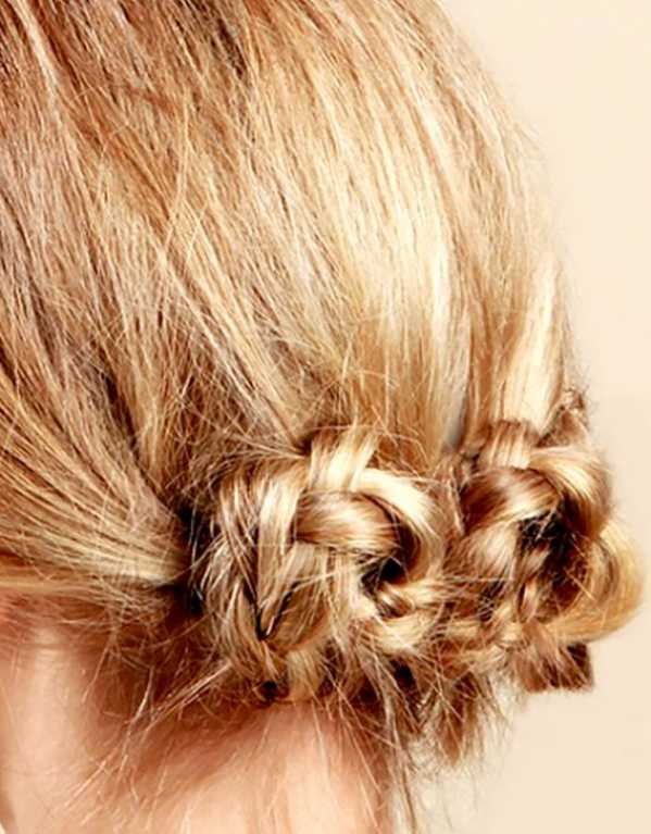 Braided Buns