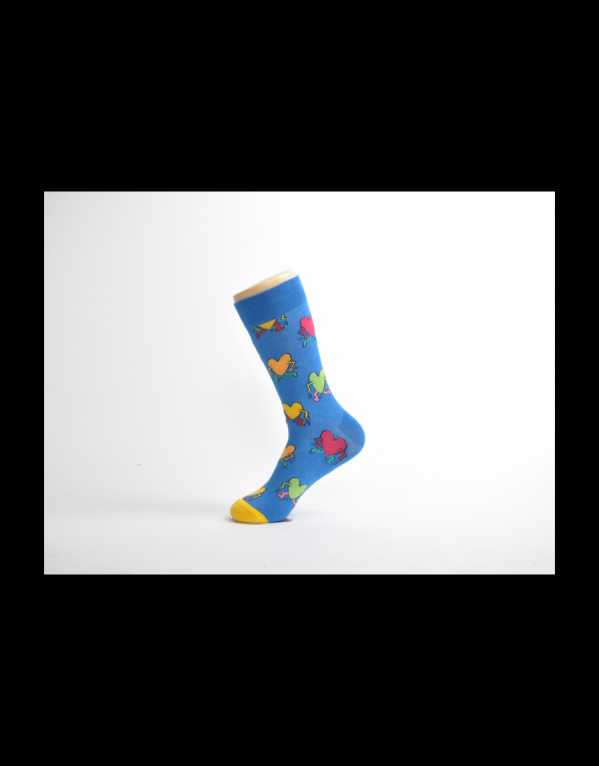 Funky Bamboo Cotton Blend Socks